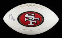 George Kittle Signed 49ers Logo Football (Fanatics Hologram) at PristineAuction.com