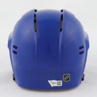 Doug Gilmour Signed Maple Leafs Mini Helmet (Fanatics Hologram) (See Description) at PristineAuction.com