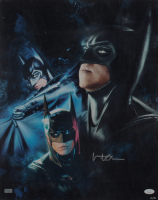 "Val Kilmer Signed LE ""Batman"" 16x20 Photo (JSA COA) at PristineAuction.com"