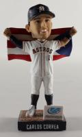 Carlos Correa Signed Astros Bobble Head (Beckett COA) at PristineAuction.com