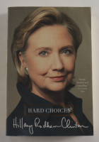 "Hillary Rodham Clinton Signed ""Hard Choices"" Hard-Cover Book (JSA LOA) at PristineAuction.com"