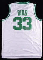 Larry Bird Signed Celtics Jersey (PSA COA) at PristineAuction.com