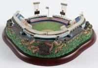 Vintage Dodgers Stadium Ceramic Statue at PristineAuction.com
