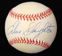 Enos Slaughter Signed OAL Baseball (JSA COA) (See Description) at PristineAuction.com