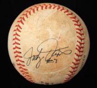 Jody Davis Signed ONL Baseball (JSA COA) (See Description) at PristineAuction.com