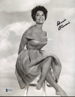 Connie Francis Signed 8x10 Photo (Beckett COA) (see Description) at PristineAuction.com