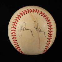 Johnny Ray Signed ONL Baseball (JSA COA) (See Description) at PristineAuction.com