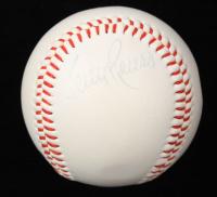 Jerry Reuss Signed Baseball (JSA COA) (See Description) at PristineAuction.com