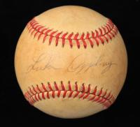 Luke Appling Signed OAL Baseball (JSA COA) (See Description) at PristineAuction.com