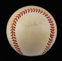 Jose Valentin Signed OAL Baseball (JSA COA) at PristineAuction.com