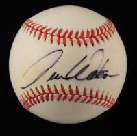 Allen Watson Signed ONL Baseball (JSA COA) at PristineAuction.com