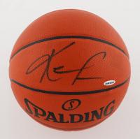 Kevin Love Signed NBA Game Ball Series Basketball (UDA COA & Fanatics Hologram) at PristineAuction.com