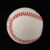 """Eric Karros Signed ONL Baseball Inscribed """"8-23-93"""" (JSA COA) at PristineAuction.com"""