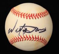 Willie Davis Signed ONL Baseball (JSA COA) (See Description) at PristineAuction.com
