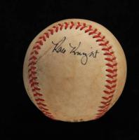 Ray Knight Signed ONL Baseball (JSA COA) (See Description) at PristineAuction.com
