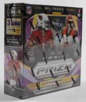 2020 Panini Prizm Football Mega Box with (10) Packs at PristineAuction.com