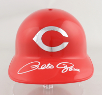 Pete Rose Signed Reds Full-Size Souvenir Batting Helmet (JSA COA) at PristineAuction.com
