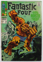 """1968 """"Fantastic Four: This Monster Forever"""" Issue #79 Marvel Comic Book (See Description) at PristineAuction.com"""