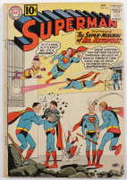 """1961 """"Superman"""" Issue #148 D.C Comic Book at PristineAuction.com"""