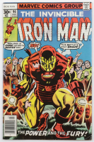 """1976 """"The Invincible Iron Man"""" Issue #96 Marvel Comic Book at PristineAuction.com"""