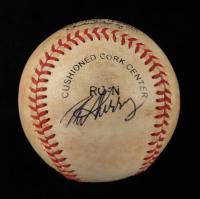 Norm Sherry Signed ONL Baseball (JSA COA) (See Description) at PristineAuction.com