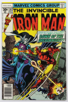 """1977 """"The Invincible Iron Man: Dawn of The Dreadknight!"""" Issue #102 Marvel Comic Book at PristineAuction.com"""