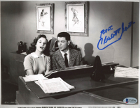 """Charlotte Austin Signed """"Rainbow 'Round My Shoulder"""" 8x10 Photo Inscribed """"Best"""" (Beckett COA) at PristineAuction.com"""