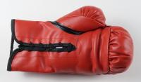 Angel Manfredy Signed Everlast Boxing Glove (JSA COA) at PristineAuction.com