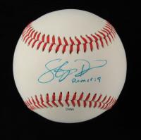 Stephen Drew Signed Baseball (JSA COA) at PristineAuction.com
