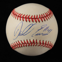 Darrell Evans Signed OAL Baseball (JSA COA) at PristineAuction.com