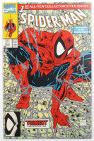 """1991 """"Amazing Spiderman"""" Green Edition Issue #1 Marvel Comic Book at PristineAuction.com"""