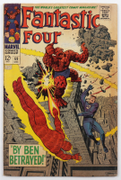 """1967 """"Fantastic Four: By Ben Betrayed"""" Issue #69 Marvel Comic Book at PristineAuction.com"""
