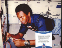 Guion Bluford Signed 8x10 Photo (Beckett COA) at PristineAuction.com