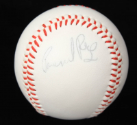Pascual Perez Signed Baseball (JSA COA) (See Description) at PristineAuction.com