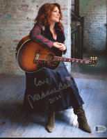 """Rosanne Cash Signed 8x10 Photo Inscribed """"Love"""" & """"2020"""" (Beckett COA) at PristineAuction.com"""