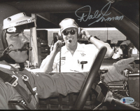Dale Inman Signed 8x10 Photo (Beckett COA) at PristineAuction.com