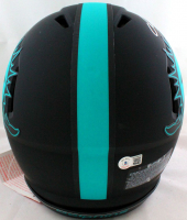 Dan Marino Signed Dolphins Full-Size Authentic On-Field Eclipse Alternate Speed Helmet (Beckett Hologram) at PristineAuction.com