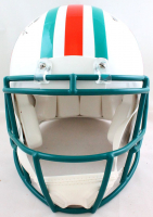 """Dan Marino Signed Dolphins Full-Size Authentic On-Field Throwback Speed Helmet Inscribed """"HOF 05"""" (Beckett Hologram) at PristineAuction.com"""