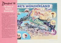 Vintage 1959 Disneyland Pictorial Souvenir & Guide Book at PristineAuction.com