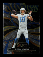 Justin Herbert 2020 Select Turbocharged #24 at PristineAuction.com