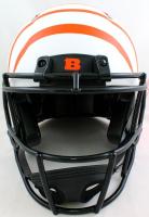 Joe Burrow Signed Bengals Full-Size Authentic On-Field Lunar Eclipse Alternate Speed Helmet (Fanatics Hologram) at PristineAuction.com
