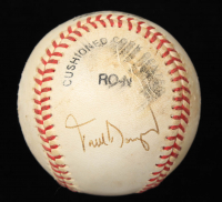Todd Benzinger Signed ONL Baseball (JSA Hologram) (See Description) at PristineAuction.com