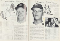 1964 Yankees Yearbook with Yogi Berra on Cover (See Description) at PristineAuction.com