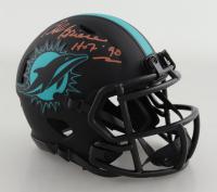 "Bob Griese Signed Dolphins Eclipse Alternate Speed Mini Helmet Inscribed ""HOF 90"" (Beckett Hologram) at PristineAuction.com"