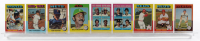 1975 Topps Complete Set of (660) Baseball Cards with #223 Robin Yount RC, #320 Pete Rose, #280 Carl Yastrzemski, #370 Tom Seaver, #260 Johnny Bench, #545 Billy Williams, #50 Brooks Robinson at PristineAuction.com