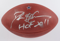 """Deion Sanders Signed Official NFL """"The Duke"""" Game Ball Football Inscribed """"HOF 2011"""" (Beckett COA) (See Description) at PristineAuction.com"""