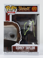 "Corey Taylor Signed ""Slipknot"" #177 Funko Pop! Vinyl Figure (Beckett COA) at PristineAuction.com"