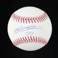 Vladimir Guerrero Jr. Signed OML Baseball (Beckett Hologram) at PristineAuction.com