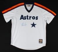 Nolan Ryan Signed Astros Jersey (Beckett COA, Ryan Hologram & AIV Hologram) at PristineAuction.com