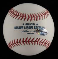 """Cal Ripken Jr. Signed OML Hall of Fame Logo Baseball Inscribed """"HOF 2007"""" (Schulte Sports Hologram) at PristineAuction.com"""